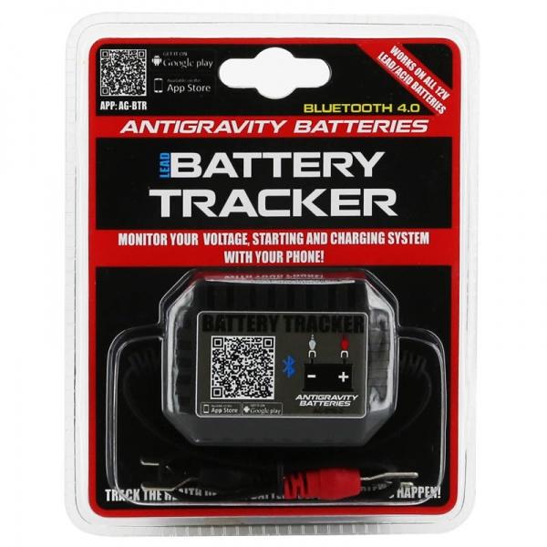 Antigravity Battery Tracker (LEAD/ACID)